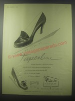 1954 Clarks Country Club Shoes Advertisement - Earlham and Pangborne