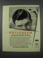 1954 Brylcreem Hair Dressing Ad - Brylcreem grooms by Surface Tension
