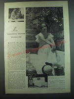 1930 Pond's Products Ad - Miss Virginia Carter Randolph