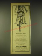 1962 The Standard Life Assurance Company Ad - Mummy, look at me