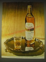 1962 Grant's Standfast Scotch Ad - Grant's Standfast Blended Scotch Whisky