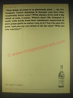 1962 Campari Aperitif Ad - That drink of yours is so gloriously pink