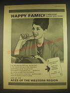 1963 British Railways Advertisement - a new game played with trains
