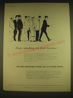1963 Gestetner Offset 201 S Systems Model Ad - Always something new