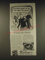 1939 Ry-Krisp Crackers Ad - Someone ought to tell her about Ry-Krisp