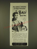 1939 Bali Bow-Bra Ad - The modern reflection of pagan perfection
