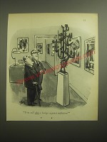 1959 Cartoon by William Steig - You call this a hedge against inflation?