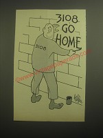 1959 Cartoon by George Price - 3108 go home