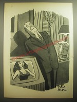 1946 Cartoon by Peter Arno