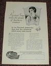 1927 Resinol Soap Ad - Wins Praise of Business Women!!