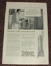 1927 Forhan's Tooth Paste Ad - Pyorrhea Claims 4 of 5!!