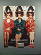 1998 Milk Ad - Shirley Jones, Marion Ross, Florence Henderson