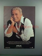 1996 Milk Ad w/ Tony Bennett