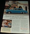 1947 Studebaker Commander Regal DeLuxe Ad!