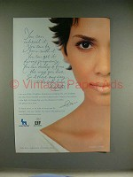 2004 Diabetes Aware Ad w/ Halle Berry - Anywhere Safe