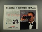 1996 Canon Binoculars Ad w/ Andre Agassi