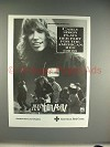1992 American Red Cross Ad w/ Carly Simon