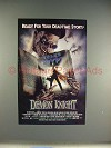 1995 Demon Knight Movie Ad - Your Deadtime Story