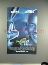 1996 Space Jam Movie Ad w/ Michael Jordan