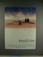 1996 The Evening Star Movie Ad - Natural Disasters