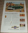 1952 Chevrolet DeLuxe Sport Coupe Ad, NICE!!!