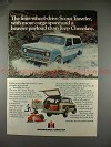 1977 International Harvester Traveler Ad, More Space!!