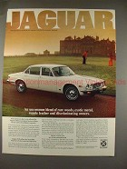 1978 Jaguar XJ6 Car Ad, Discriminating Owners NICE!!