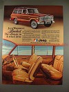 1979 Jeep Wagoneer Limited Ad, Ultimate 4-wheel Drive!