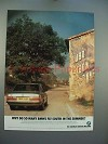 1987 BMW 528i Car Ad - Fly South in the Summer