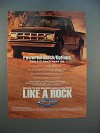 1992 Chevrolet S-10 Tahoe Extended Cab Truck Ad!