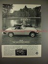 1980 MG MGB Car Ad - The Sporting Breed, NICE!!