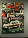 1978 Chrysler LeBaron Town & Country Ad - Add Life