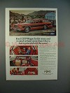 1977 Ford LTD Country Squire Wagon Ad - Holds More