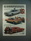 1978 Ford LTD, LTD II, Squire Car Ad - Get Room