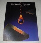 1985 3-page General Motors Ad - The Boundary Dynamic