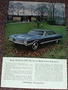 1966 Buick Electra 225 Ad, Owners Look Up To!