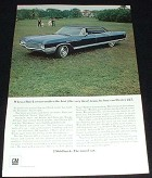 1966 Buick Electra 225 Car Ad, When You Make First Team