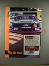 1993 Ford Racing Ad - Reliability Why We Race