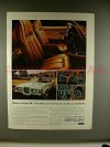 1972 Mercury Cougar XR-7 Car Ad - Match Our Standards