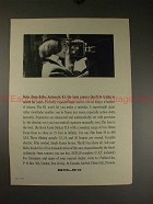 1963 Bolex Zoom Reflex Automatic K1 Movie Camera Ad!!