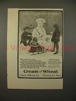 1900 Cream of Wheat Ad - Among Childhood Pleasures