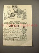 1913 Jell-o Jello Ad - Easier Than Cooking!