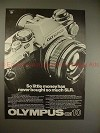 1979 Olympus OM-10 Camera Ad - So Little Bought So Much
