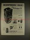 1959 Rollei Rolleiflex T Camera Ad - Incomparable Value