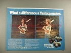 1976 Yashica Electro-35 GSN Camera Ad, What Difference!