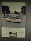 1964 Cadillac de Ville Convertible Ad - Any Budget!!