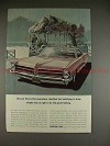 1965 Pontiac Bonneville Ad - Responsive, Satisfying!!