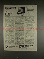 1982 Protecto Enterprises Commodore VIC-20 Computer Ad!