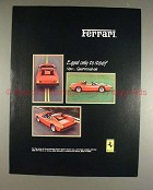 1983 Ferrari Quattrovalvole Ad - Equal Only to Itself!!