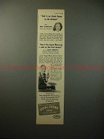 1948 RC Cola Ad with Mary Livingstone & Jack Benny!!